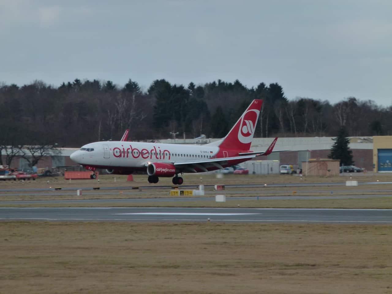 Air Berlin Insolvenz