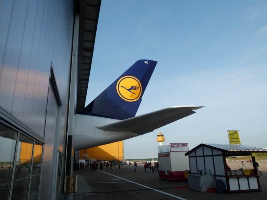 Billige Flüge Für Mitarbeiter Und Angehörige Bei Der Lufthansa